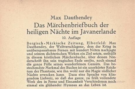 Märchenbriefbuch
